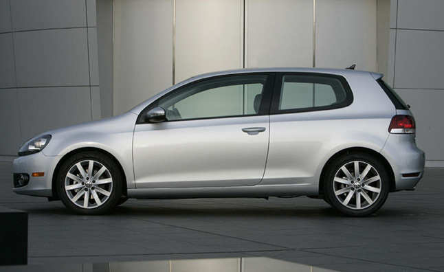 2010 Volkswagen Golf TDI: First Drive