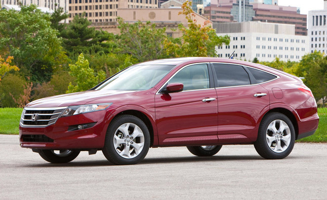 2010 Honda Accord Crosstour EX-L Review