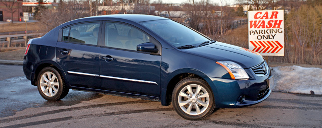 2010 Nissan Sentra 2.0 S Review