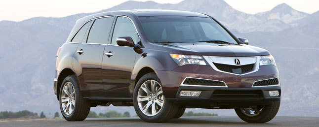 Mid City Subaru >> 2010 Acura MDX Review: Car Reviews