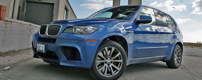 2010 BMW X5 M Review: Car Reviews