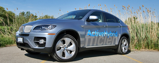 2010 BMW X6 ActiveHybrid Review
