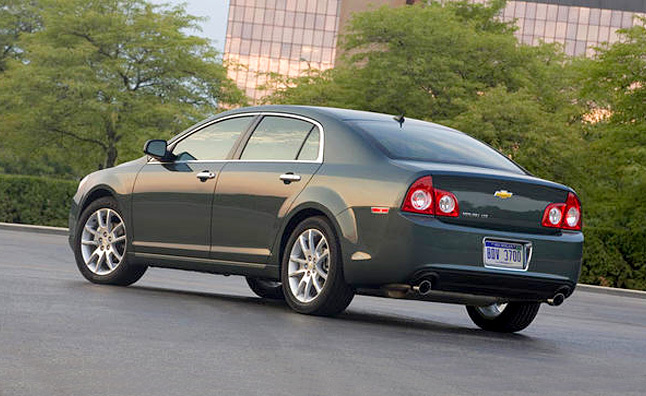 2010 Chevrolet Malibu LTZ Review