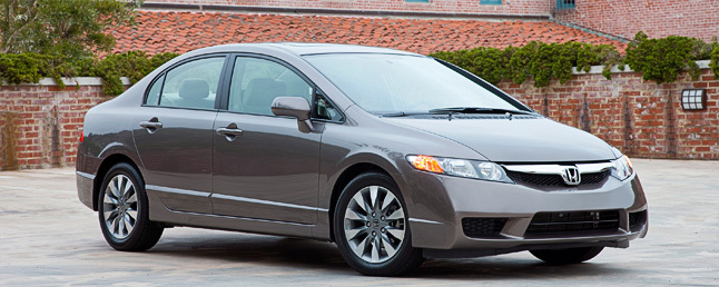 2010 Honda Civic Sedan Review