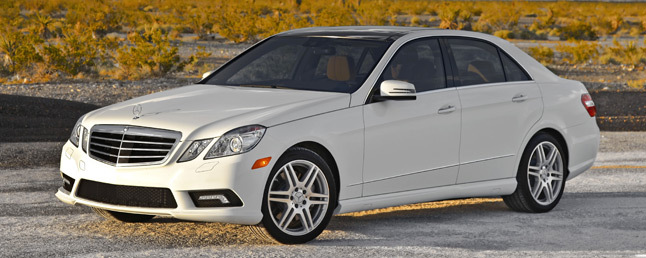 2010 Mercedes E550 Review
