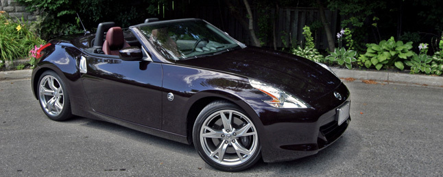 2010 Nissan 370Z Roadster Review