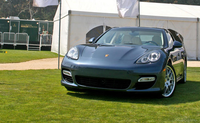 2010 Porsche Panamera Turbo: First Drive