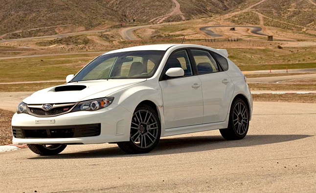 2010 Subaru WRX STI Special Edition (SE) Review