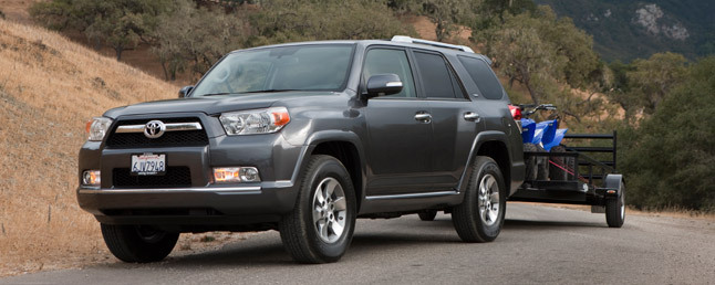 Awesome 2010 Toyota 4Runner SR5 Review