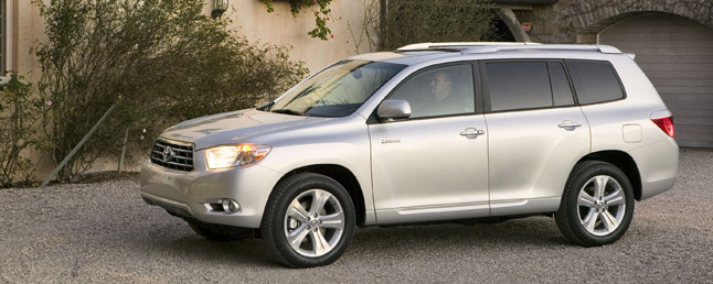 2010 Toyota Highlander Review