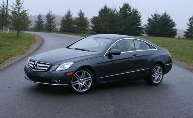 2010 mercedes benz e350 coupe review car reviews for 2010 mercedes benz e class e350 coupe review