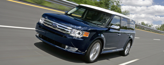 Ford Flex Limited Awd Ecoboost Review