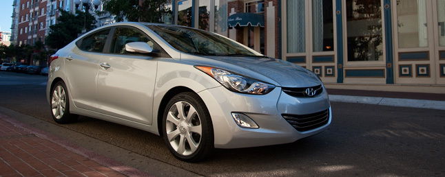 2012 Hyundai Elantra GLS Review [Video]