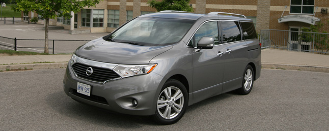 2017 Nissan Quest Le Review