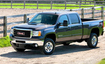 2011 GMC Sierra Heavy Duty: First Drive