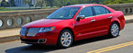 2011 Lincoln MKZ Hybrid Review - First Drive