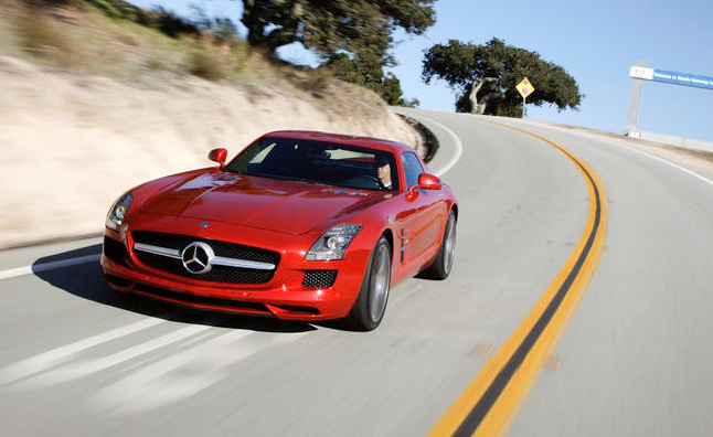 2011 Mercedes-Benz SLS AMG: First Drive