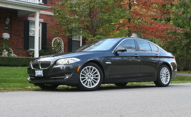 2011 bmw 535i review car reviews. Black Bedroom Furniture Sets. Home Design Ideas