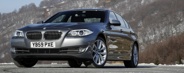 2011 BMW 550i XDrive AWD Review