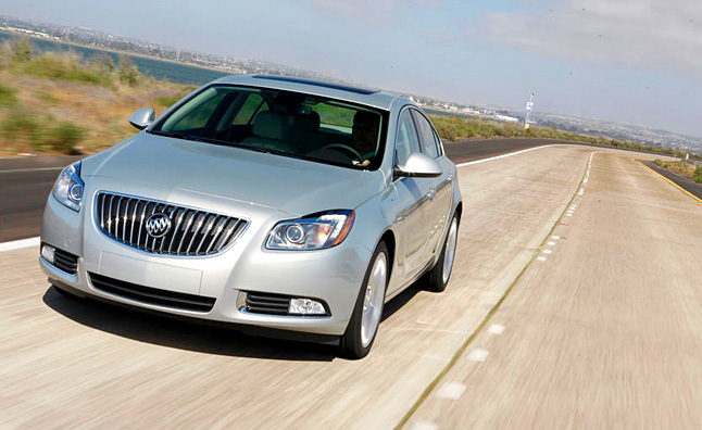2011 Buick Regal Turbo Review