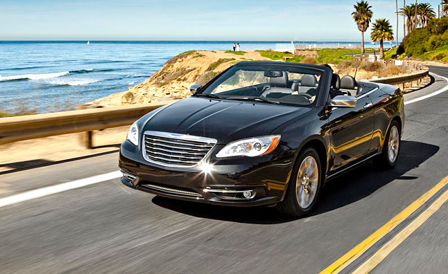 2011 Chrysler 200 Convertible Review