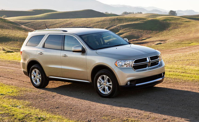 2011 Dodge Durango Review – First Drive