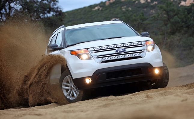 2011 Ford Explorer Review – First Drive [Video]