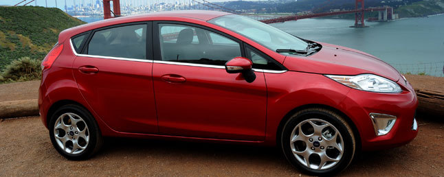 2011 ford fiesta hatchback review