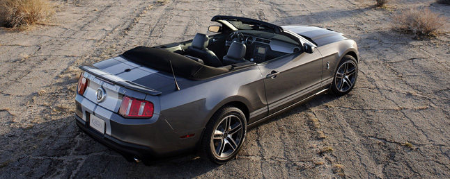 2011 Ford Shelby Gt500 Convertible Review Car Reviews
