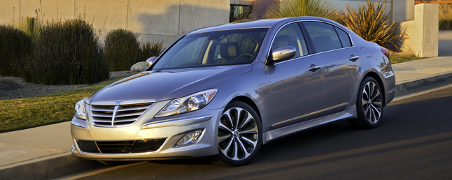 2012 Hyundai Genesis Review Car Reviews