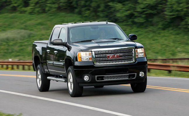 2011 GMC Sierra Denali 2500 4WD Crew Cab Review Car Reviews