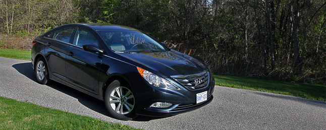 Good 2011 Hyundai Sonata GLS Review