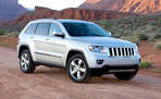2011 Jeep Grand Cherokee Review: First Drive