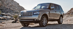 2011 Land Rover Range Rover Supercharged Review