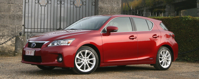 2011 Lexus Ct200h Review Car Reviews