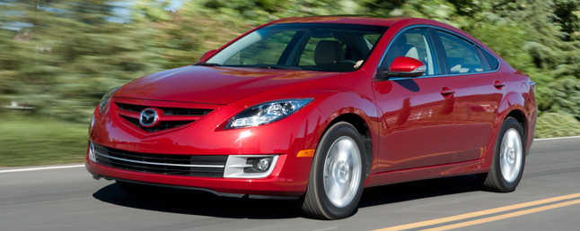 Beautiful 2011 Mazda6 I Touring Plus Review