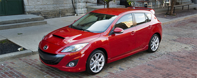 2010 Mazda Speed3 Review Car Reviews