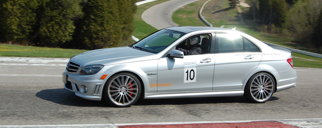Mercedes Benz Driving Academy: Mastering Performance Course