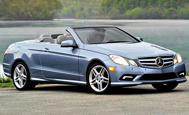 2011 mercedes e class cabriolet review car reviews. Black Bedroom Furniture Sets. Home Design Ideas