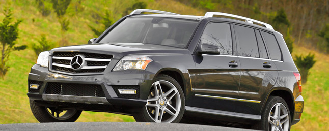 2011 Mercedes Benz GLK350 4MATIC Review