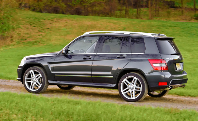 2011 mercedes benz glk350 4matic review car reviews. Black Bedroom Furniture Sets. Home Design Ideas
