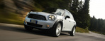 2011 MINI Countryman Review - First Drive