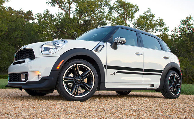 2011 MINI Countryman S ALL4 Review [Video]