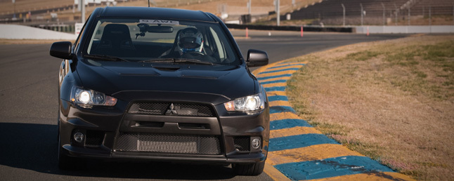 2010 Mitsubishi Lancer Evolution SE Review