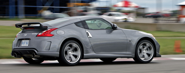 2011 Nissan 370Z NISMO Review: Car Reviews