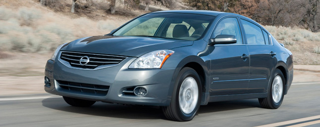2017 Nissan Altima Hybrid Review