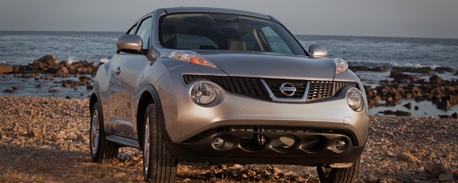 2011 Nissan Juke SL Review [video]