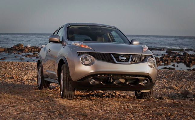 2011 Nissan Juke Review - First Drive