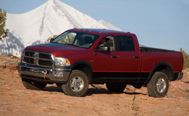 2011 Ram 2500 Heavy Duty Review