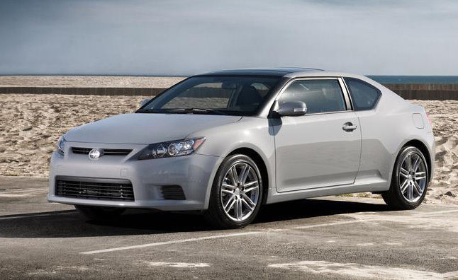 2011 Scion tC Review:  First Drive